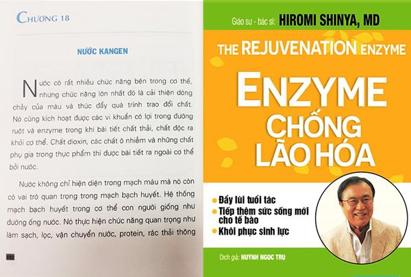 Chương 18 nước Kangen nước điện giải ion kiềm Hiromi Shinya